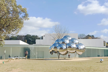 Pavilion Maru at 21st Century Museum of Contemporary Art, Kanazawa