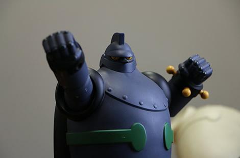 鉄人28号の模型